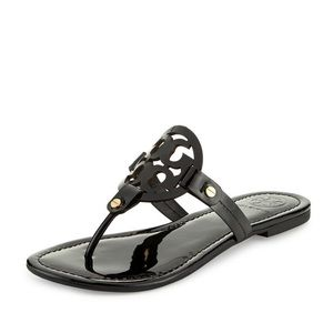 Tory Burch   Miller Patent Leather Sandal